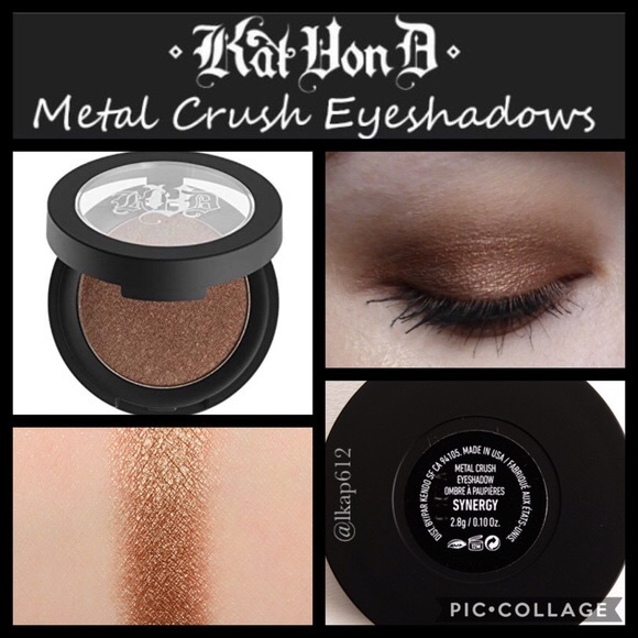 Kat Von D Metal Crush Eyeshadow SYNERGY